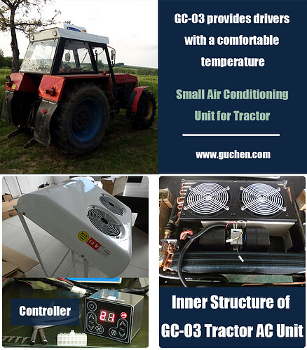 GC-03 for tractor cab